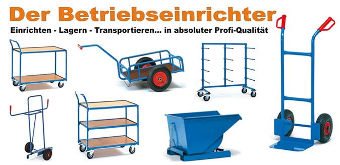 Betriebseinrichtungen Werkstattwagen